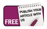 Publish your article with us for free